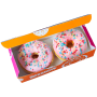 Dunkin' Donuts Strawberry Rainbow